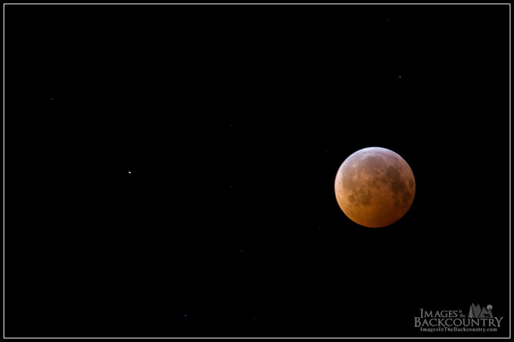 Lunar Eclipse December 21, 2010