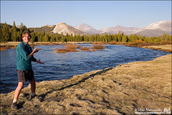 Me at Tuolumne Meadows