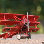 Fokker Dr.I Triplane in 1/72 Scale