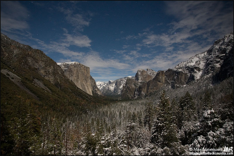 Black Friday, Yosemite Style