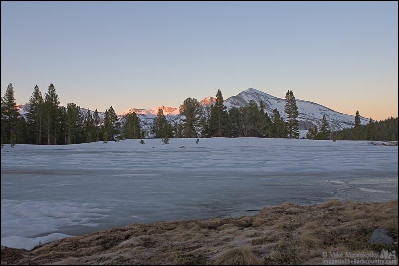 Mammoth Peak, Yosemite NP